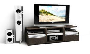 تعمیر تلویزیونهای ال ای دی و تری دی